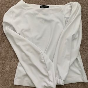NWT! One sided off shoulder top